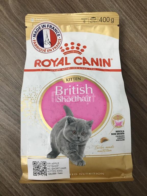 Thức ăn mèo