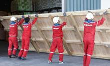 Dịch vụ đóng thùng gỗ vận chuyển hàng Tại Miền Bắc