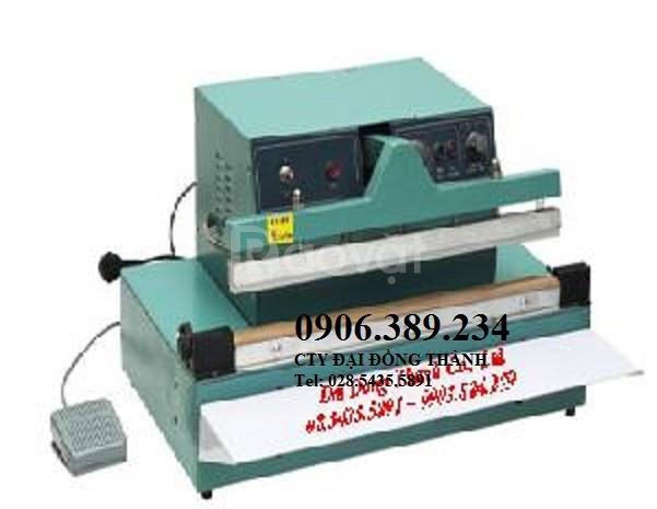 Máy hàn miệng bao bán tự động PS-600