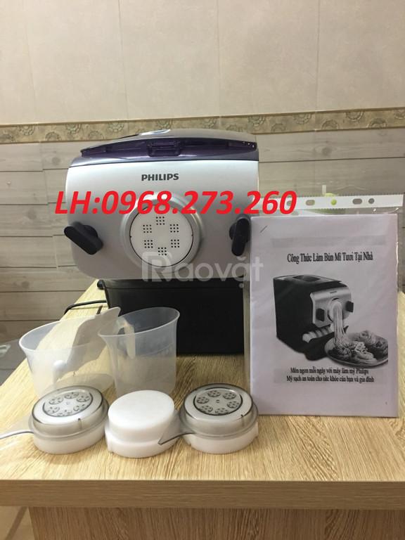Máy làm mỳ Philips HR2356, máy làm mỳ làm bún tươi gia đình