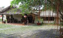 Bán lô đất vườn mặt tiền đường Bò Cạp Vàng giá chỉ 3,4 tr/m2