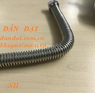 Chuyên dây cấp nóng lạnh inox/ dây dẫn nước/ dây cấp nước inox 304