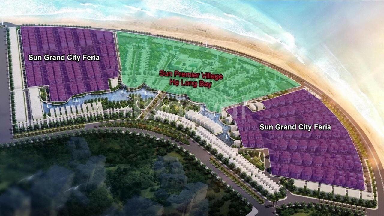 Nhận cọc giữ chỗ biệt thự để ở - Sun Grand City Hạ Long