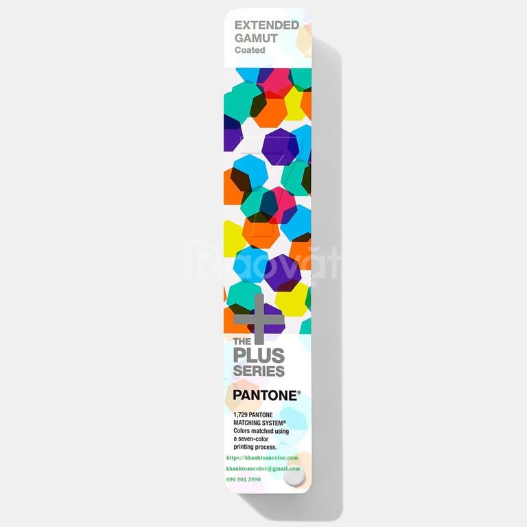 Bảng màu Pantone C Extended Garmut GG7000 2020