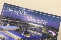 Khu đô thị Sao Vàng, trung tâm thương mại-trường học-dịch vụ giải trí