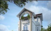 Biệt thự Bình Chánh, 8.5x15m, 1 trệt 2 lầu, shr