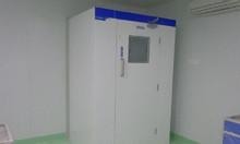 Buồng thổi khí - Air shower cho phòng sạch inox 304