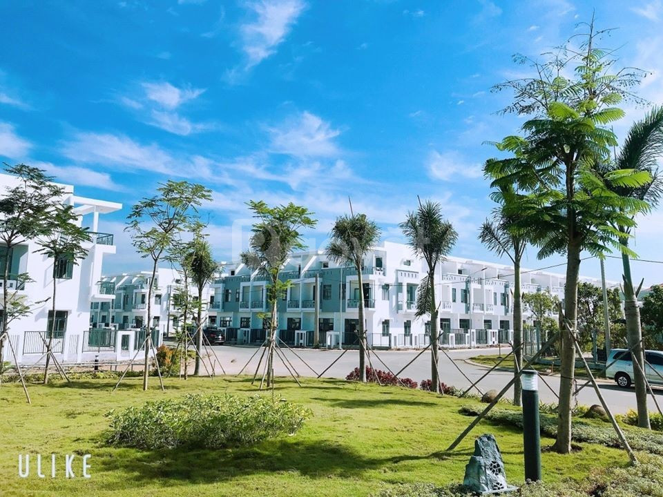 Nhà phố biệt thự xây sẵn 1 trệt 2 lầu Đồng Nai - Long Thành- Biên Hòa