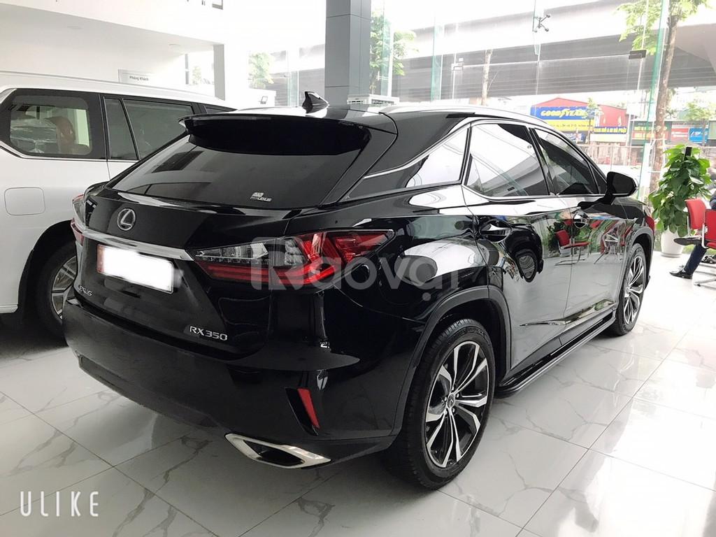 Bán Lexus RX350 Sản xuất 2019 đi 5011Km