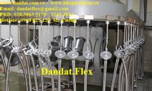 Khớp nối mềm chống rung mặt bích, ống nối mềm, khớp nối mềm inox 316