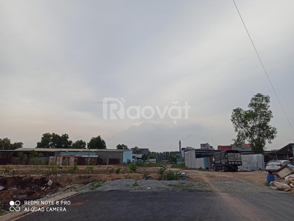 Bán đất mặt tiền đường Minh Thành giá rẻ