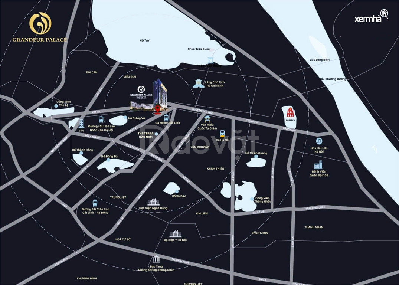 Biệt thự đường Giảng Võ, Quận Ba Đình, Hà Nội