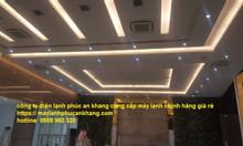 Phúc An Khang cung cấp và thay thế linh kiện điều hòa chính hãng