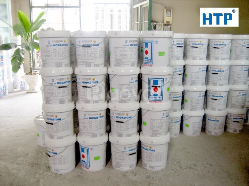 Tìm đối tác cung cấp Sơn giả đá Hòa Bình HP chính hãng chất lượng