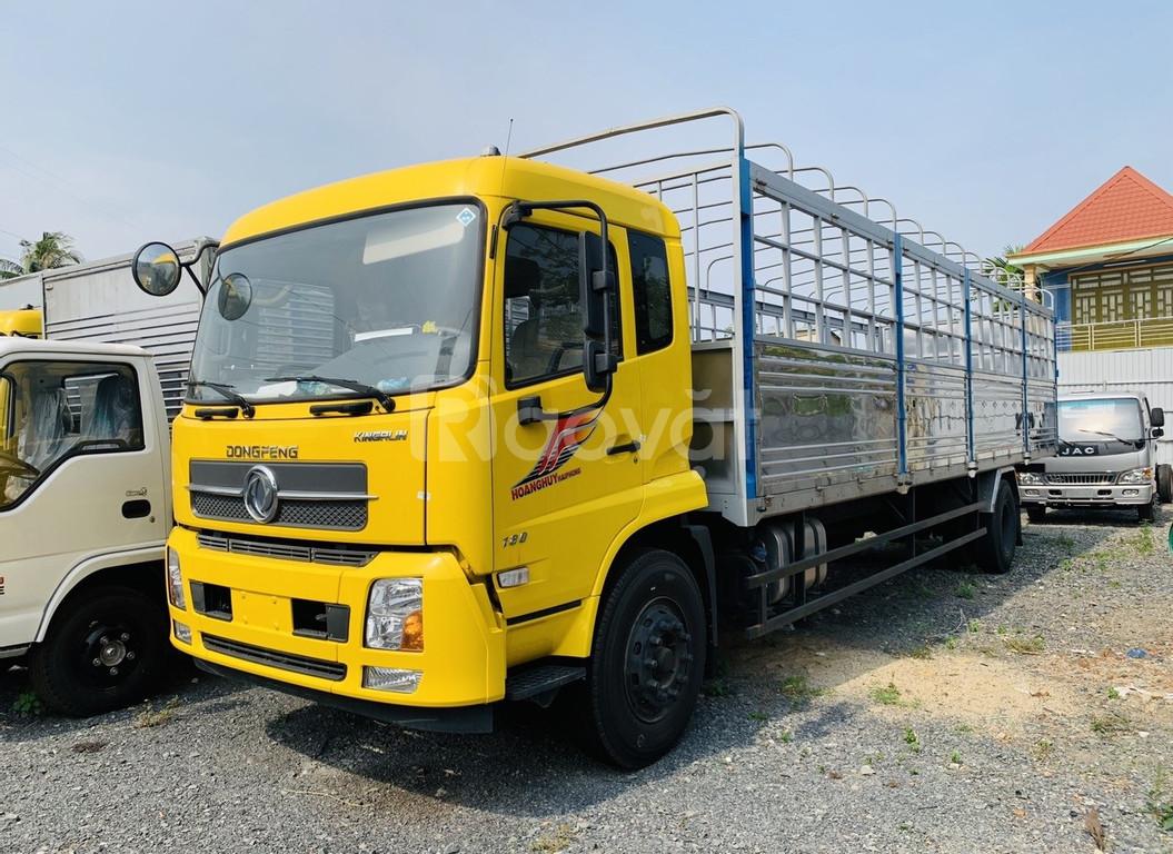 Xe tải 8 tấn Dongfeng Hoàng Huy B180 thùng dài 9m5