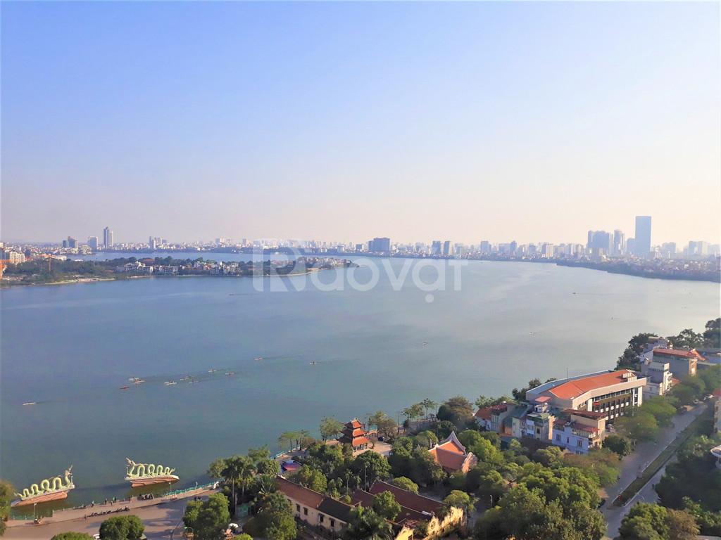 Cho thuê căn hộ view Hồ Tây (ảnh 8)