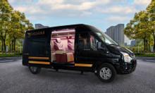 City Limo - Transit Limousine của City Ford, chuyên cơ mặt đất