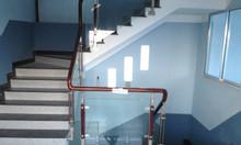 Cho thuê nhà 1 hầm 6 tầng mặt tiền Đặng Văn Bi Thủ Đức khu sầm uất