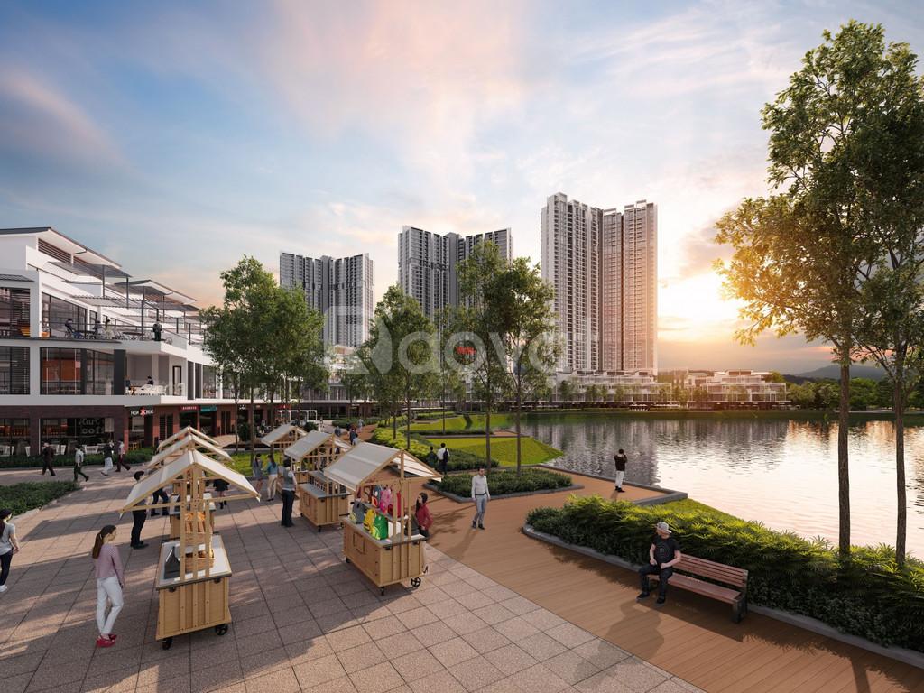 Central Residence Hà Nội Gamuda tổ hợp căn hộ cao cấp của Gamuda Land