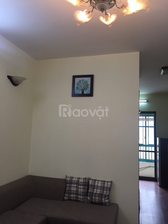 Bán gấp căn hộ 2PN chung cư N2B đường Hoàng Minh Giám, Trung Hòa, CG