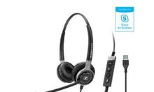 Tai nghe Sennheiser SC 660 USB ML linh hoạt chống ồn tốt