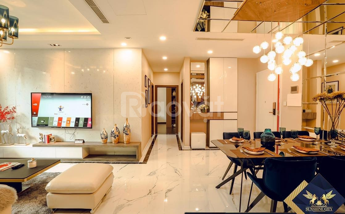 Bán quỹ ngoại giao dự án Sunshine City giá từ 36tr/m2 nhận nhà ở ngay