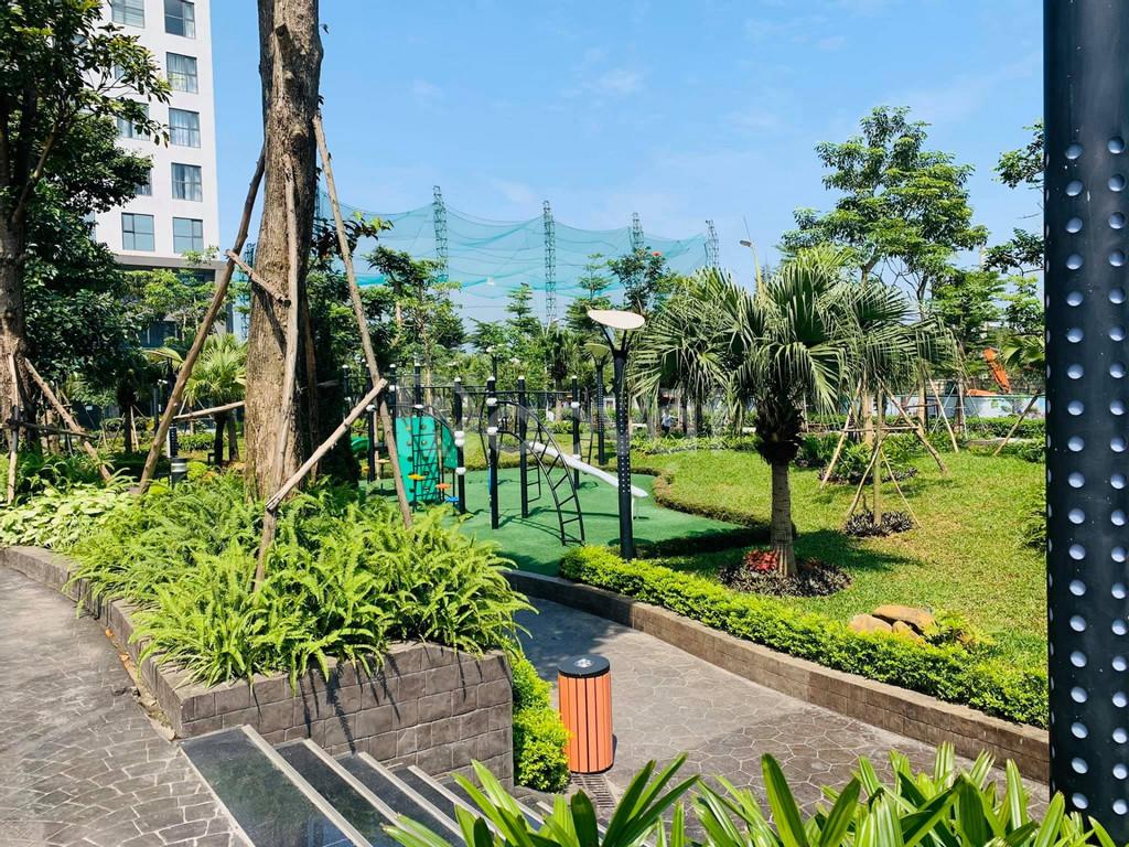 Chỉ 30% GTCH sở hữu ngay căn hộ cc liền kề công viên 14ha