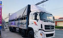 Giá xe tải Dongfeng hoàng huy 4 chân tải trọng 17 tấn9