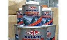 Cửa hàng cung cấp sơn sắt mạ kẽm không cần lót Hard Tex 2k Galant
