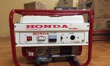 Máy phát điện dùng được điều hòa,máy phát điện Honda SH4500 công suất