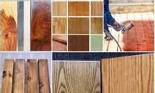 Bán sơn PU & NC cho gỗ chất lượng giá tốt ở Bến Tre