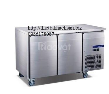 Tủ lạnh để bàn mát 2 cánh furnotel