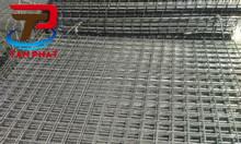 Lưới thép hàn, lưới hàn chập, lưới đổ sàn