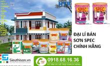 Cần mua sơn spec easy wash chính hãng, giá rẻ tại TPHCM