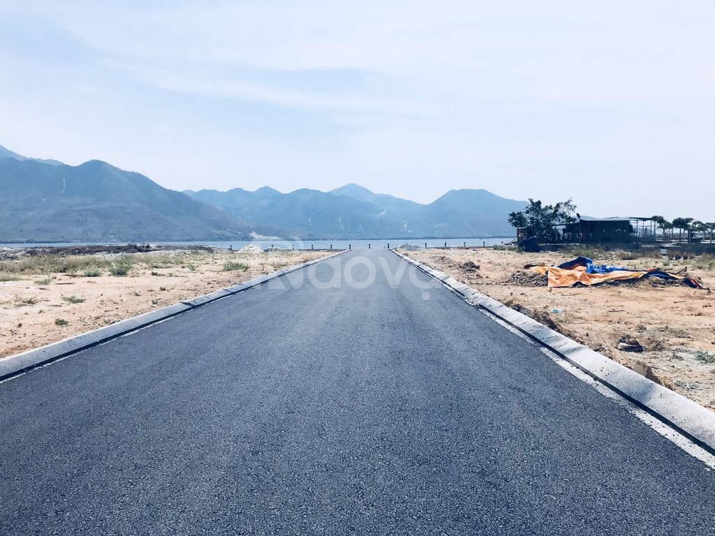 Đất nền Đầm Thủy Triều Cam Ranh chỉ 789tr/nền