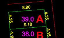 Cần bán Đất Đông Dư, Gia Lâm 38m2 sổ đỏ chính chủ