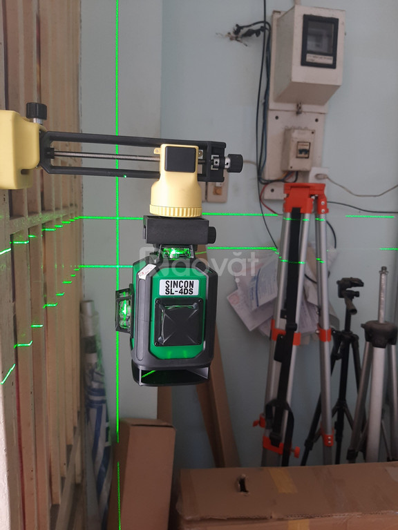 Máy tia laser, cân bằng laser, cân mực laser