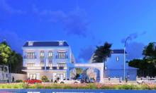 Nhà 3 tầng, hồ bơi riêng View sông Kẻ Vạn tại Huế