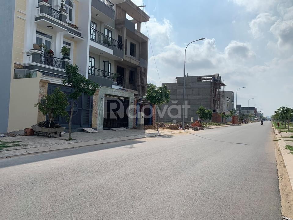 Thanh lý 6 lô đất ngộp nợ ngân hàng khu vực Bình Tân