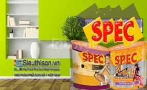 Nhà phân phối sơn nước Spec Satin cho ngôi nhà bạn đẹp