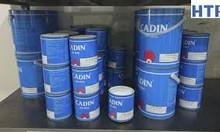 Đại lý sơn dầu Cadin màu đỏ HTP-344 thùng 17.75L giá rẻ chính hãng