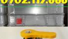 Tank IBC đựng hóa chất, bồn 1 khối đựng nước công trình bồn 1000l đựng (ảnh 5)