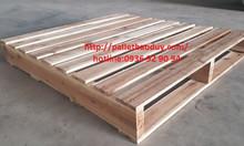 Chuyên sản xuất và cung cấp pallet tiêu chuẩn