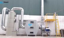 Hệ thống hút khói và xử lý khí thải vimax