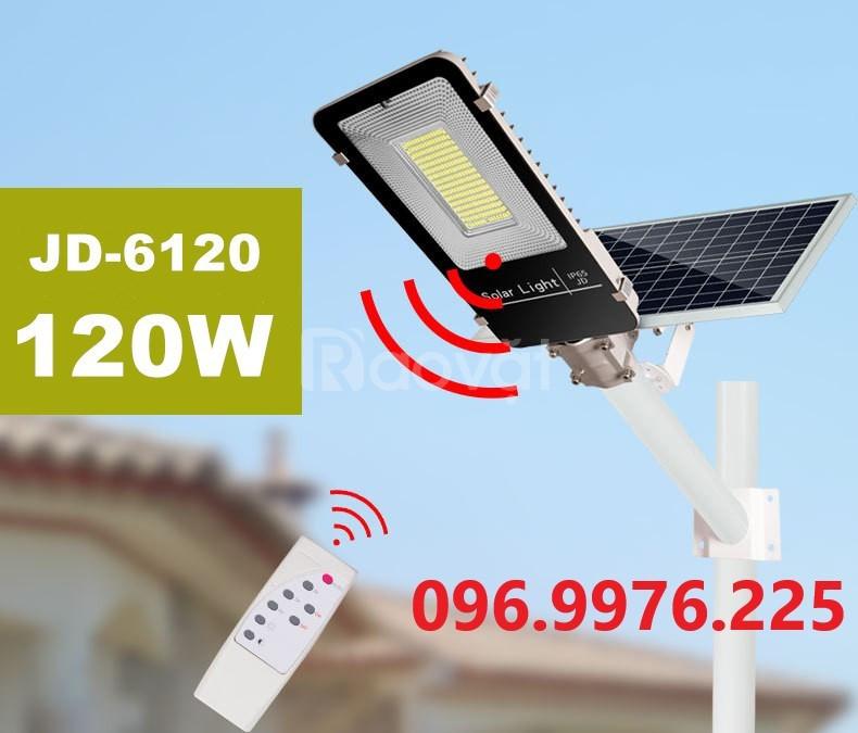 Đèn bàn chải EPVN6120 năng lượng mặt trời 120W (ảnh 1)