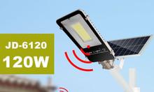 Đèn bàn chải EPVN6120 năng lượng mặt trời 120W