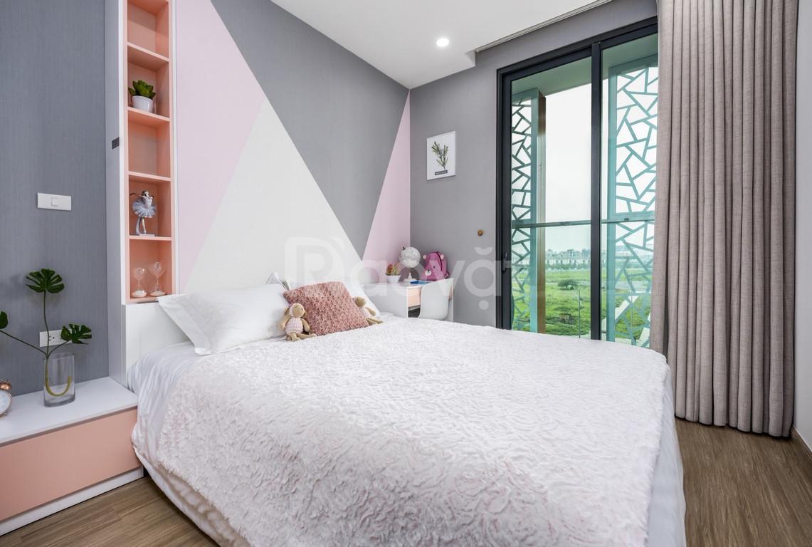 Bán căn hộ 2 phòng ngủ 2 vệ sinh tại dự án chung cư Anland Lakeview.