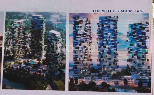 Ra mắt khu căn hộ Sol Forest Ecpark tháng 8 ra hàng