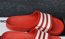 Adidas Duramo màu đỏ sọc trắng