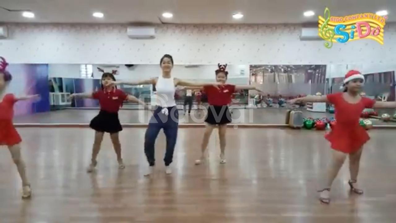 Lớp học năng khiếu dành cho trẻ - Dance sport (ảnh 9)